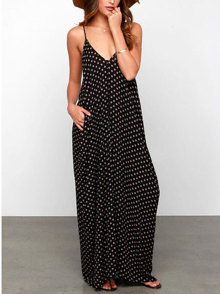 Summer women long dress beach dress