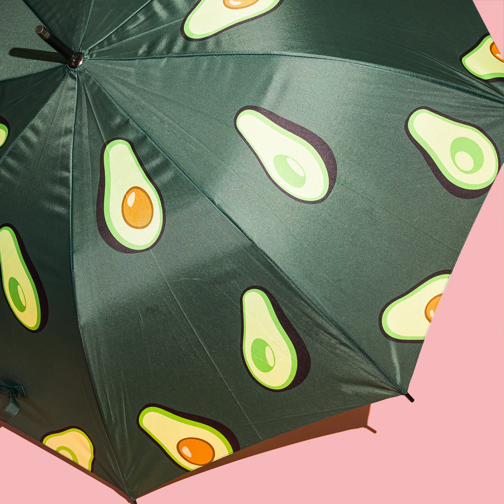 The Avocado Show Umbrella (Green)
