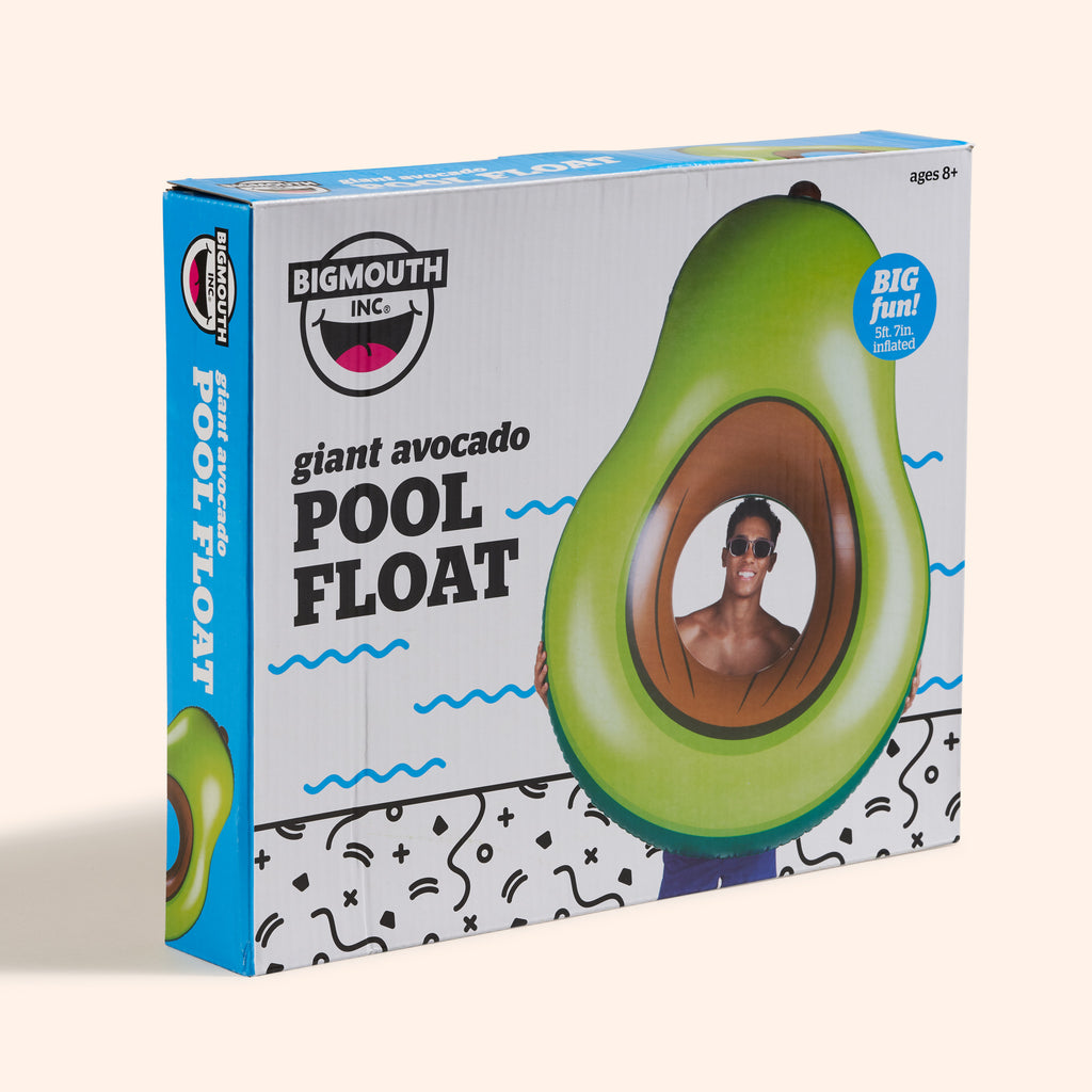 Giant Avocado Pool Inflatable