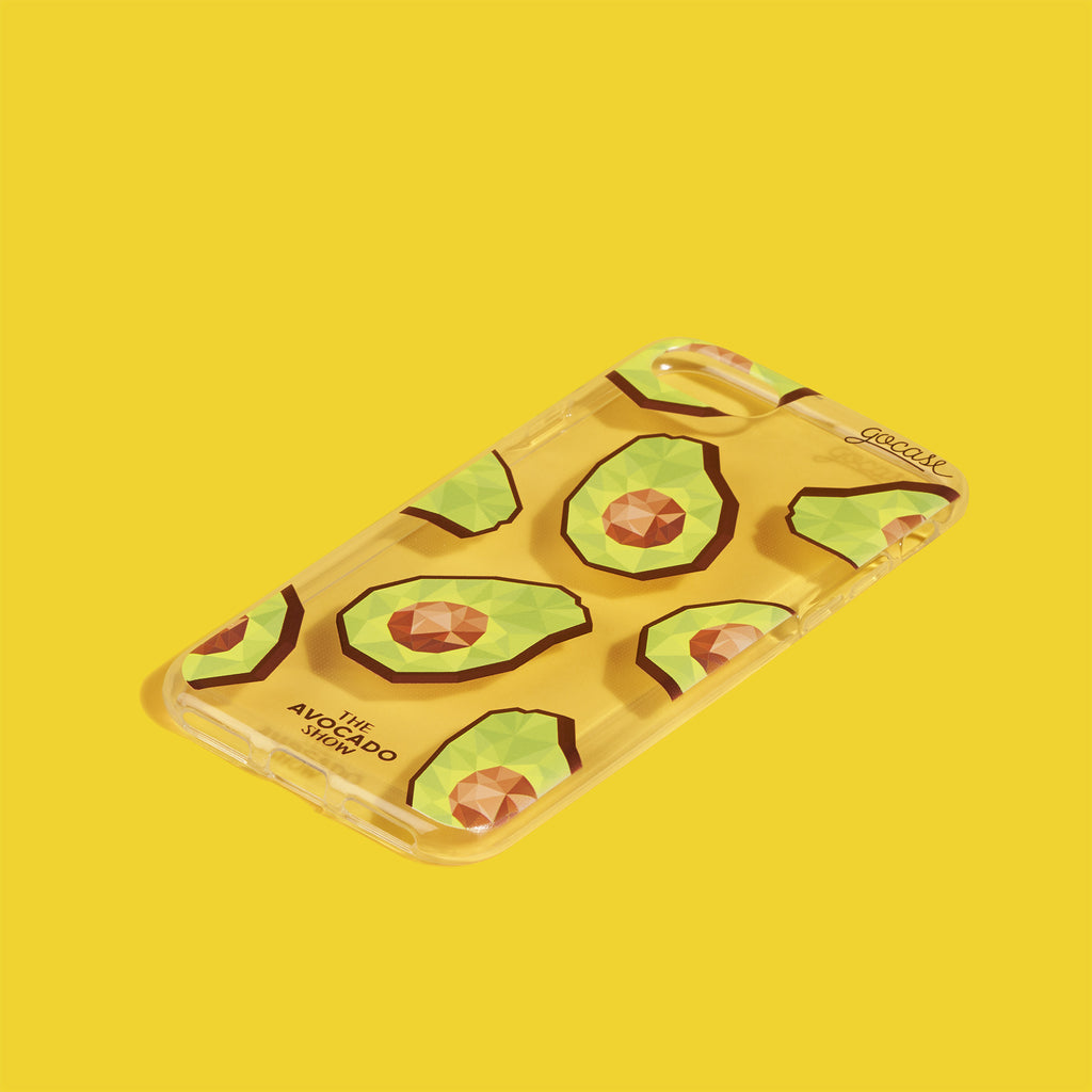Avo Icon iPhone Case