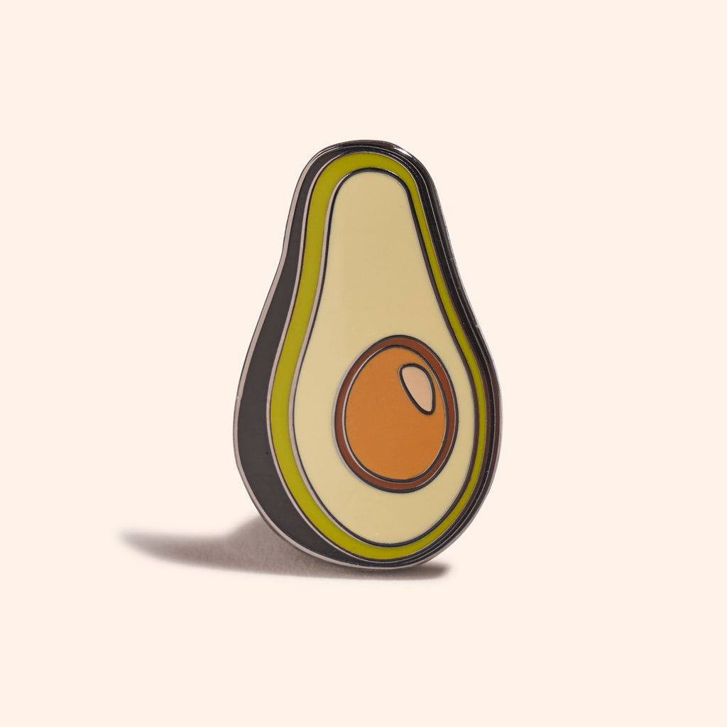 Avo Icon Pin