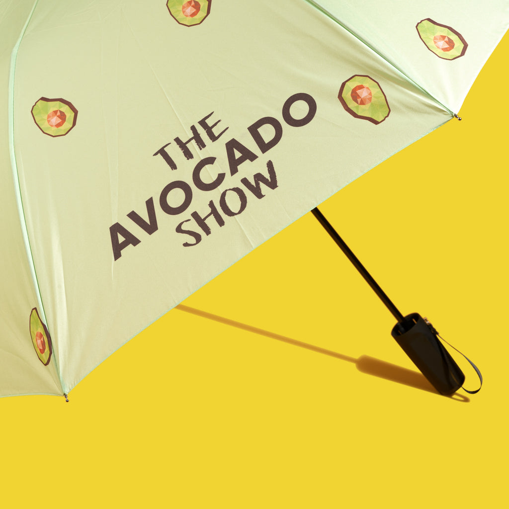 Green Avo Icon Umbrella