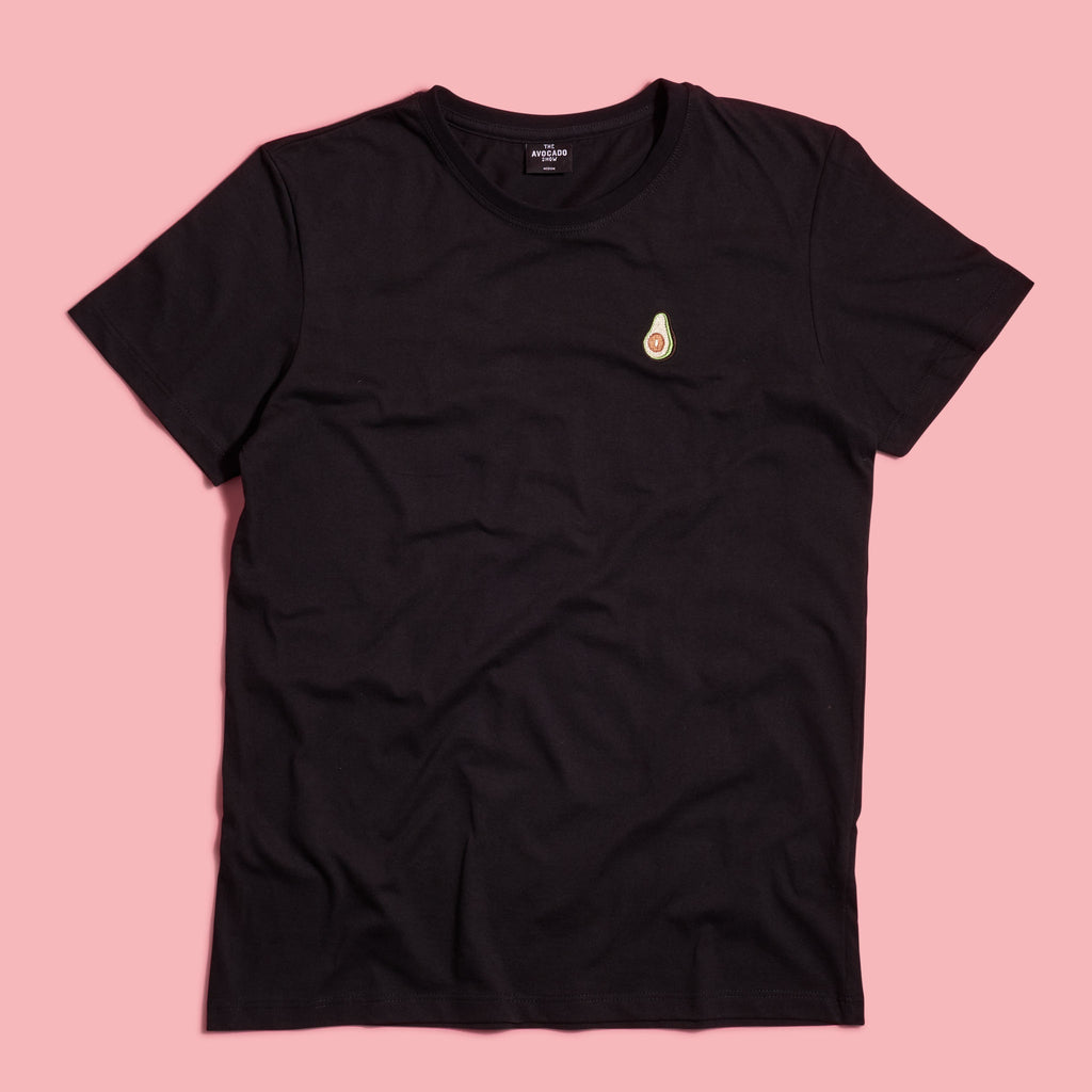 Black Avo Icon T-Shirt