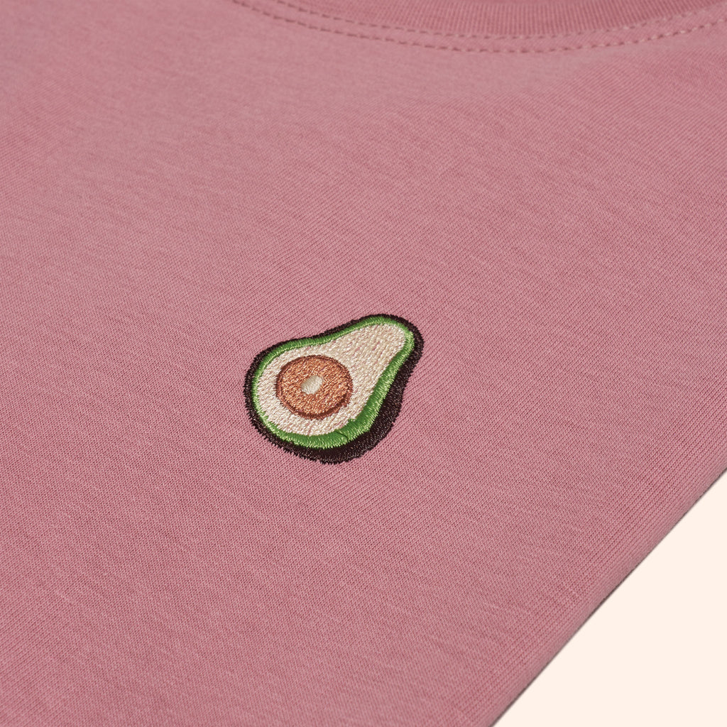 Pink Avo Icon T-Shirt