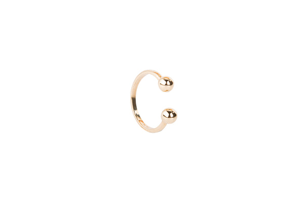 Piercing ring oro giallo