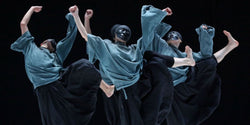 Masked Man Dancing In Tune Tao Dance Singapore Art Hub SENIIKU Online Art Gallery and Market