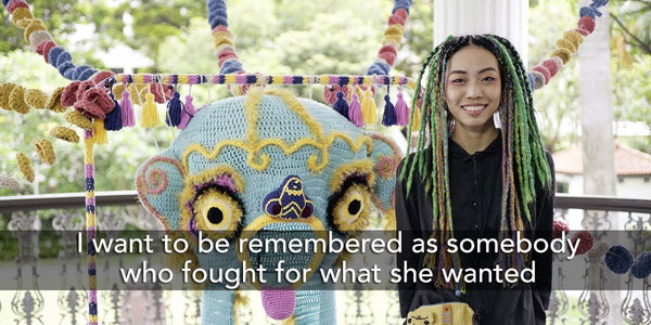 Passion-Made-Possible-Kelly-Lim-Crochet-Artist-Believes-In-Her-Dream-Inspiring-Story-Blogpost-Strait-Times-Photo-SENIIKU-Art-Creator-Marketplace