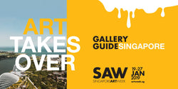 SAW Singapore Art Week 2019 Gallery Guide - SENIIKU Marketplace