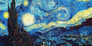 Starry-night-vincent-van-gogh-post-impressionism-top-20-modern-arts-Blogs-SENIIKU-Market