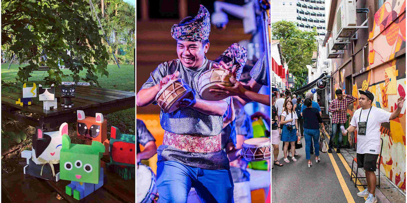 Arts Night Crawl-Music Festival-Arts Festival-2019-Singapore 2019-Blogs-Sell-Art-Online-SENIIKU