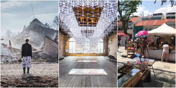 Singpore May events 2019 - european festivals - venice biennale - lifestyle and vintage market - SENIIKU Marketplace