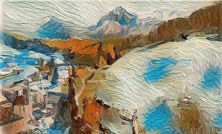 abstract-mountains-landscape-painting collection - artatler marketplace - 1024x620