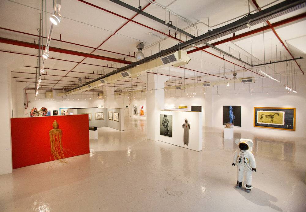 ArtSpace Helutrans Art Gallery Singapore Photo by Helutrans SENIIKU Market