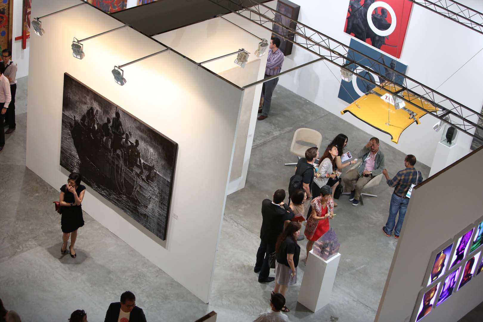 Art Galleries in Asia Joining Art Stage Singapore SENIIKU Online Art Gallery and Market