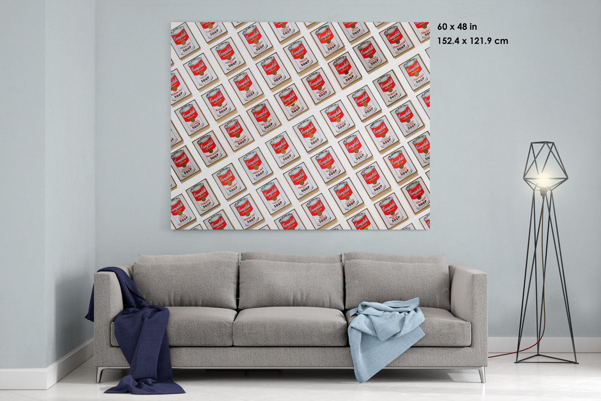 Campbell-Tomato-Soup-Can-Andy-Warhol-Mock-Up-60x38-Artatler-Online-Art-Gallery