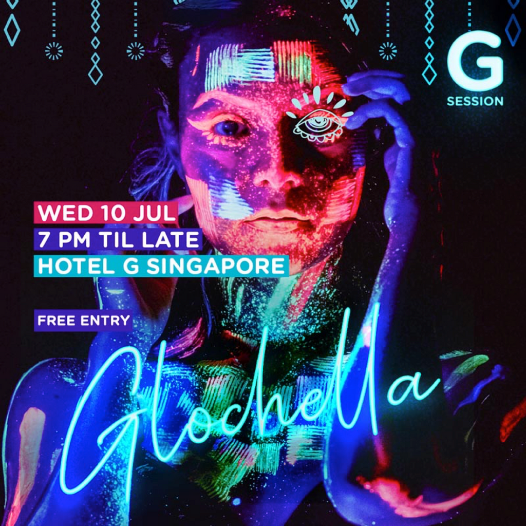 G-Session- Gochella Music Festival Singapore 2019 - Art and Performance Singapore - SENIIKU Art Market