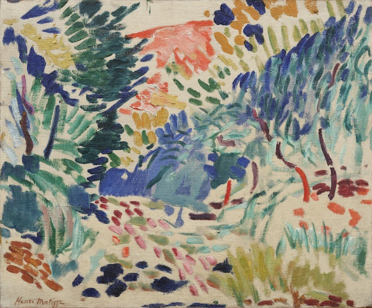 Landscape-at-Collioure-Henri-Matisse-Fauvism-What-is-modern-art-blogs-SENIIKU-Market