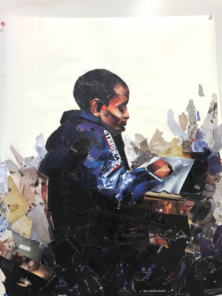 Mirror of society in trash - Plastic Fantastic – Mbongeni Buthelezi - SENIIKU-Art-Marketplace