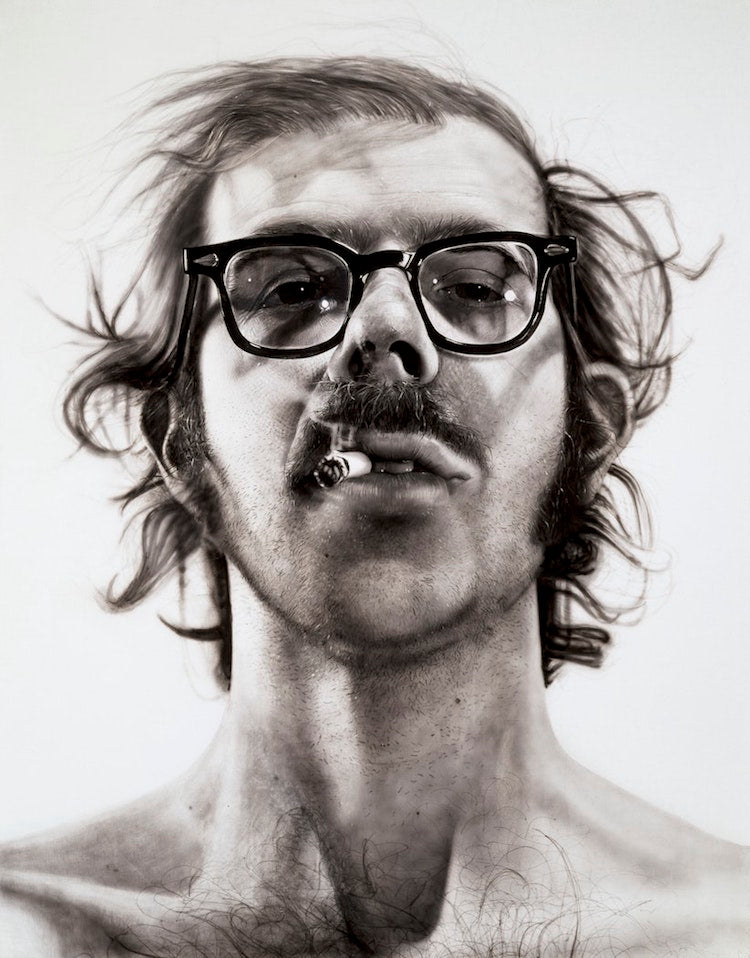 big-self-portrait-chuck-close-photorealism-What-is-modern-art-top-20-Blogs-SENIIKU-Market