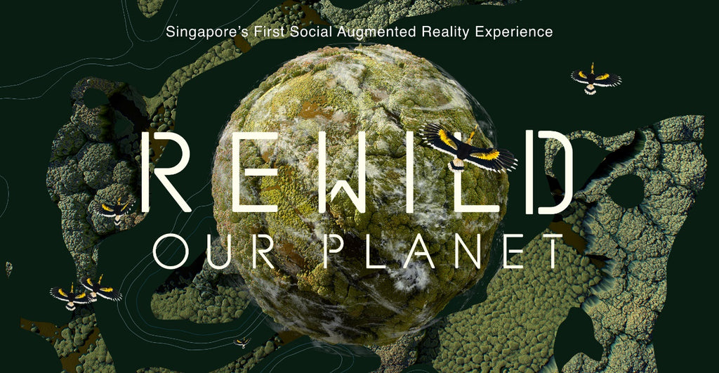 REWILD Our Planet Poster