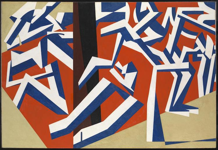 the-mud-bath-David-Bomberg-vorticism-What-is-modern-art-top-20-Blogs-SENIIKU-Market