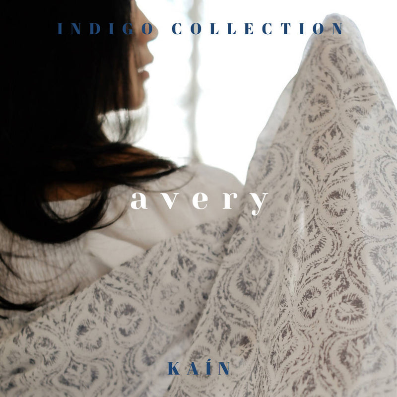 Avery - Indigo Collection
