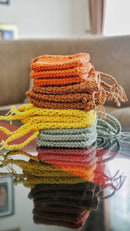 Crochet Soap saver / Multi Pouch