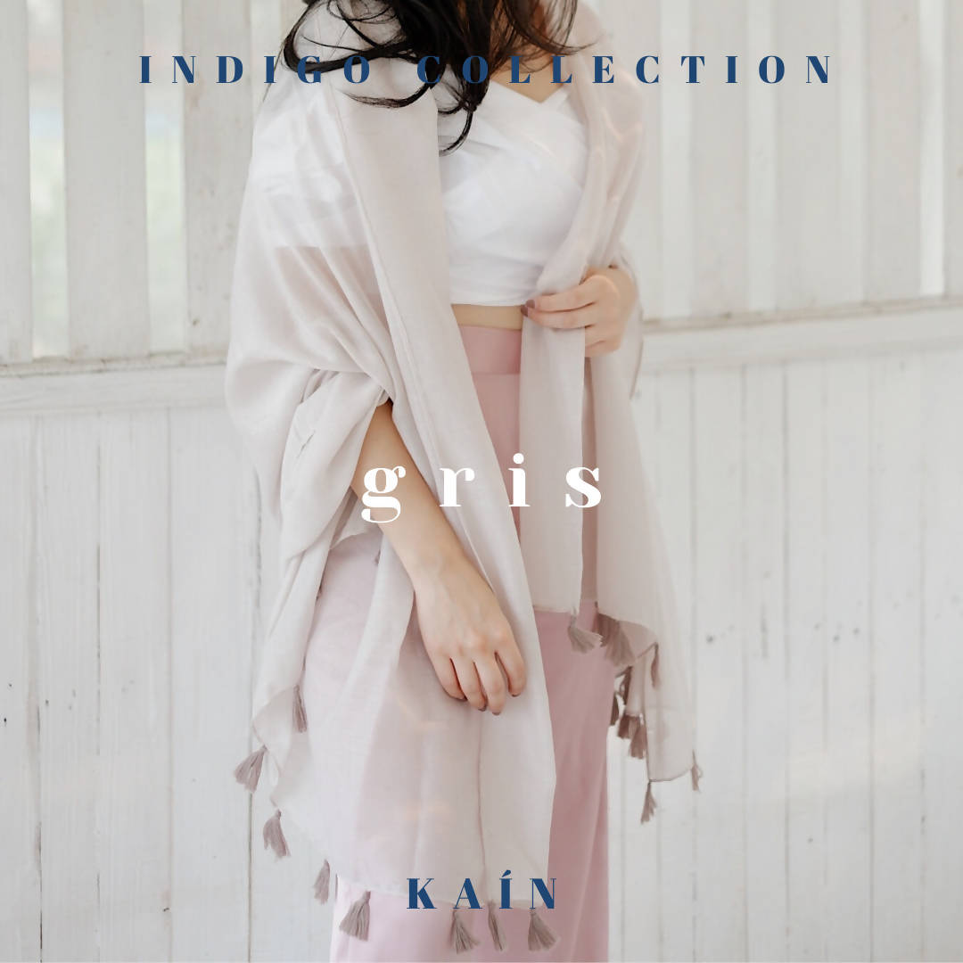 Gris - Indigo Collection