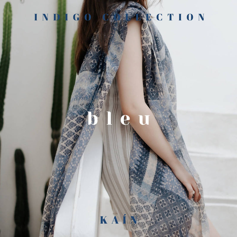 Bleu - Indigo Collection