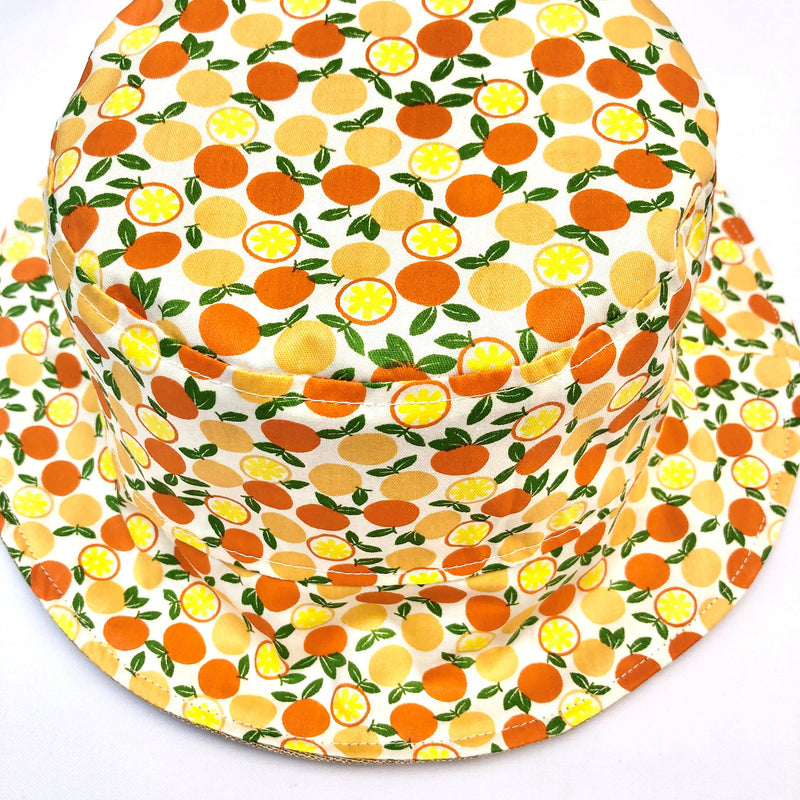 Squeeze The Day Bucket Hat