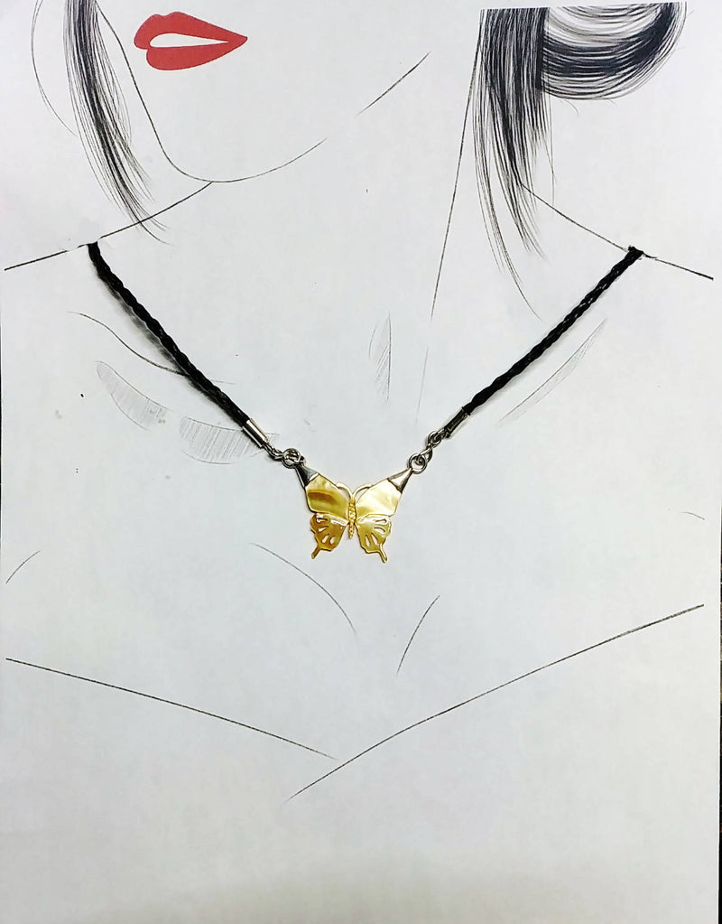 Pappilon Necklace