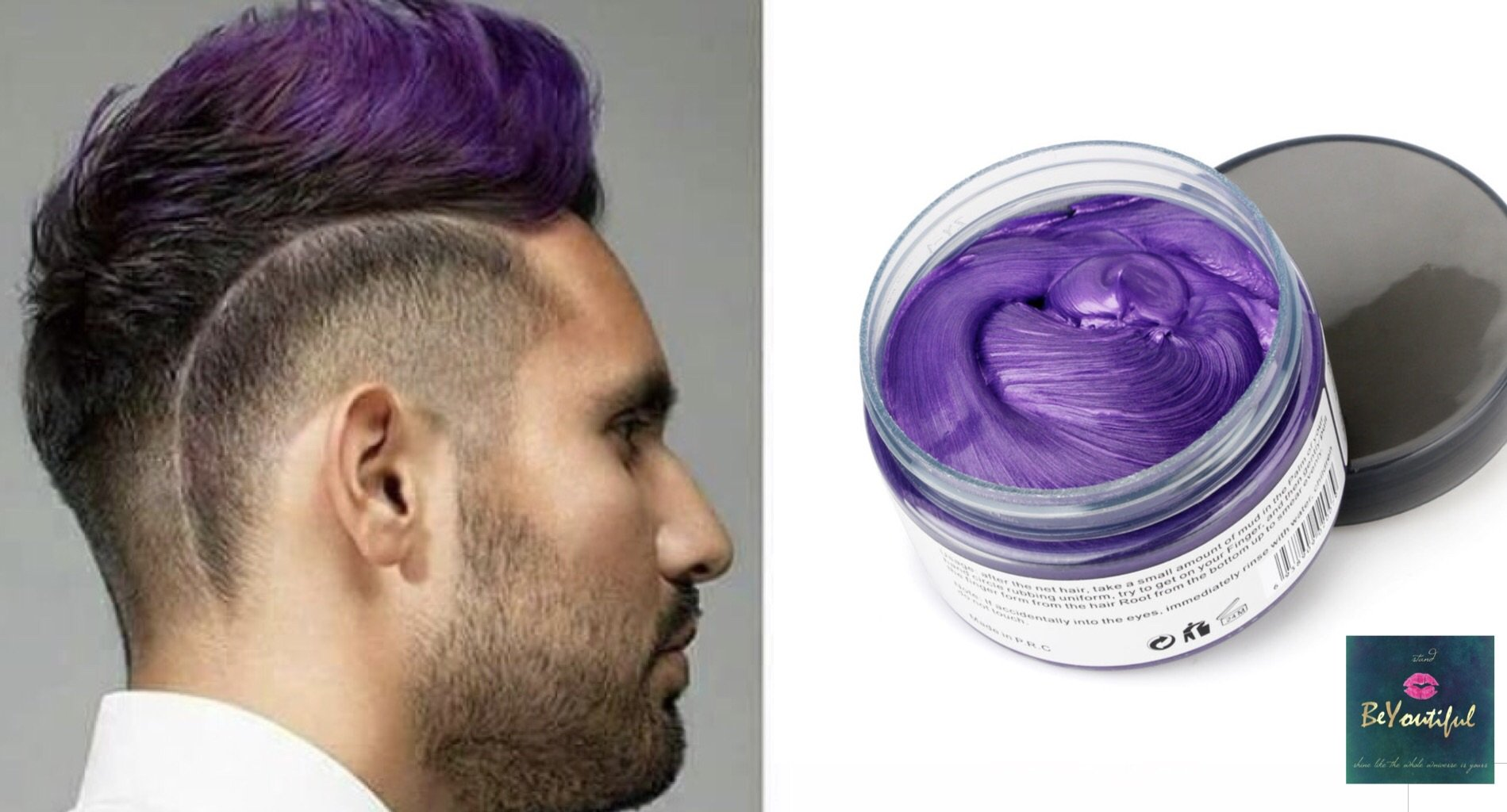 Amazing Coloring Hair Wax - INTERNET EXCLUSIVE – Stand BeYoutiful