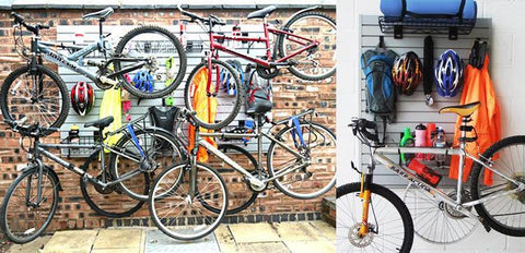 Bike Storage Rack Kits