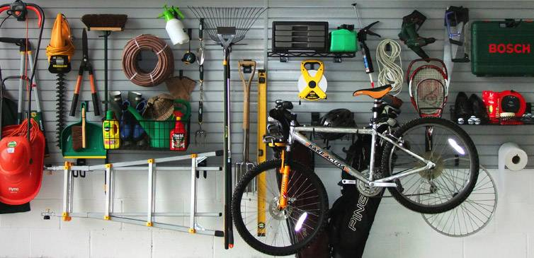 Build Your Own Kit | Garage