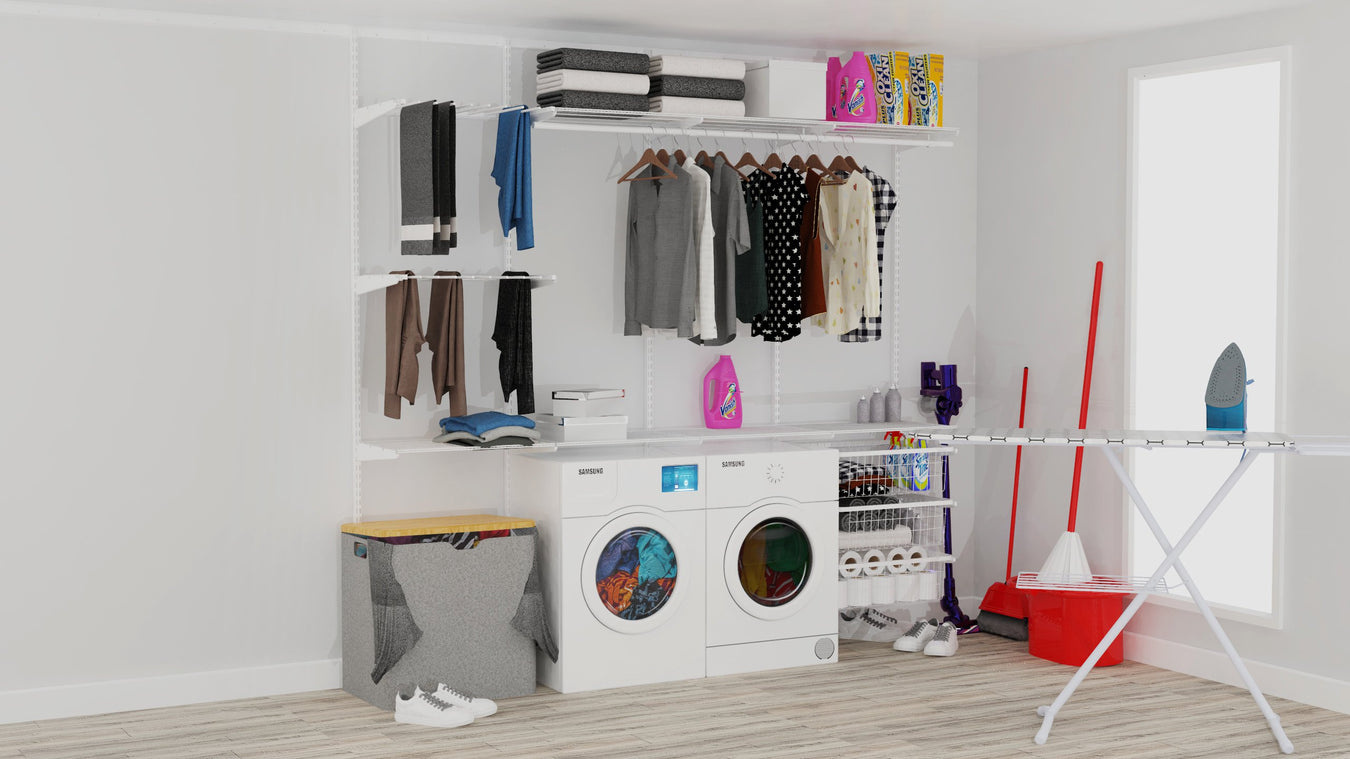 Laundry and Utility Storage