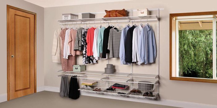 Bedroom Storage Components and Accessories