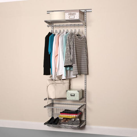 Quality Space Saving Bedroom Storage System