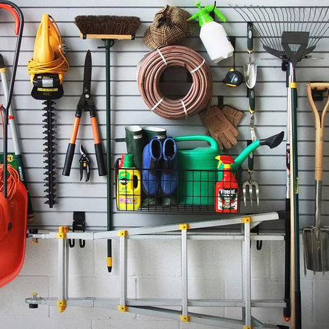 Declutter Your Garage With Our Organisation Kits