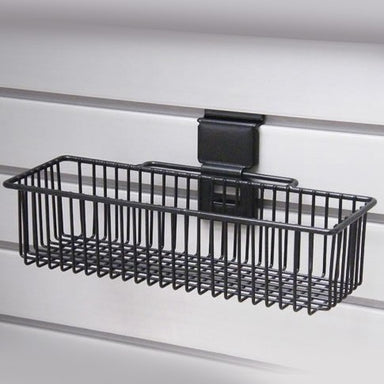 "12"" x 4"" Mini Basket perfect small storage solution for the garage"