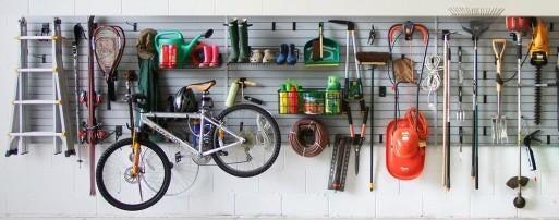 Garage Storage Organisation Kit 300 (75 Piece)