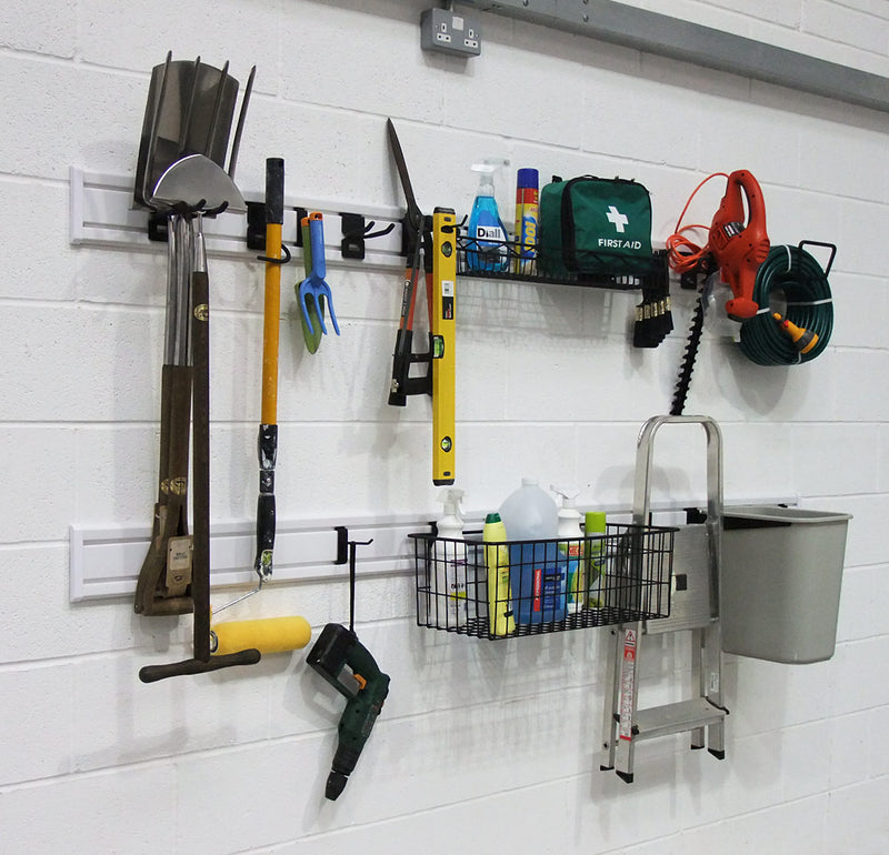 Garage Wall Rack Kit (38 Piece)