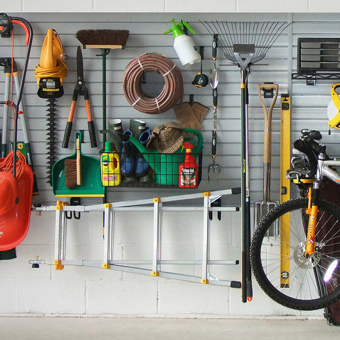Garage Storage Organisation Kit 200 (42 Piece)