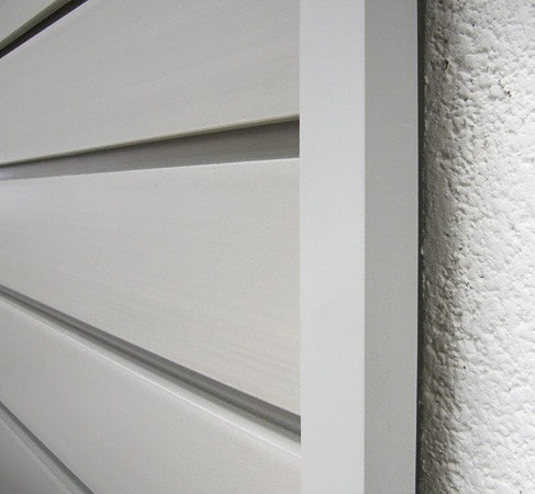 End Capping for Slatwall Panels