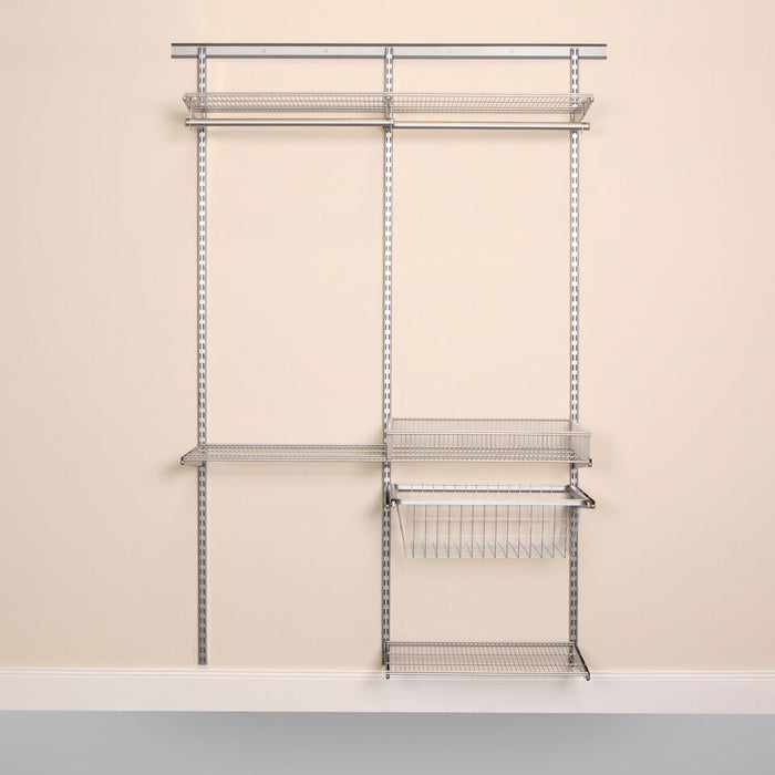 Frame of the Laundry and Utility Organisation Kit 3 in Platinum Grey