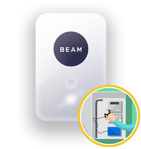 Beam Device: Installed