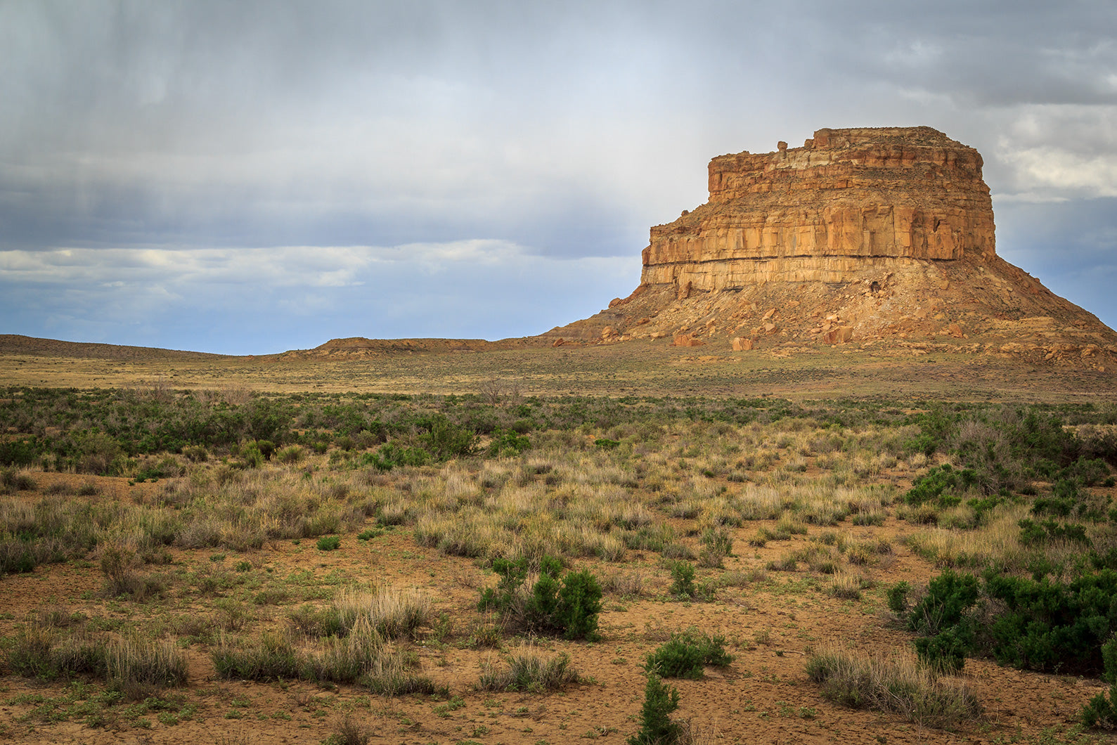 fajada butte new mexico
