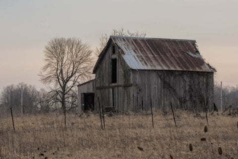 old ohio barn