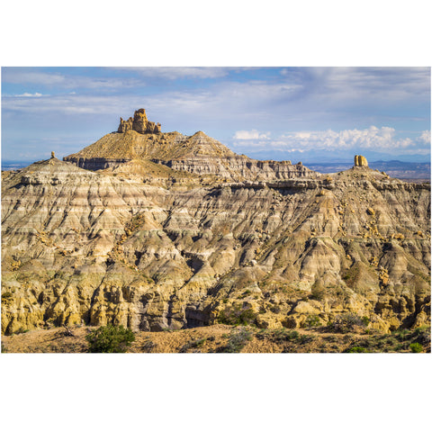 photography wall art of angel peak new mexico