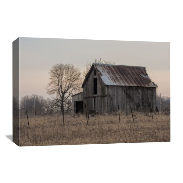 barn canvas wall art