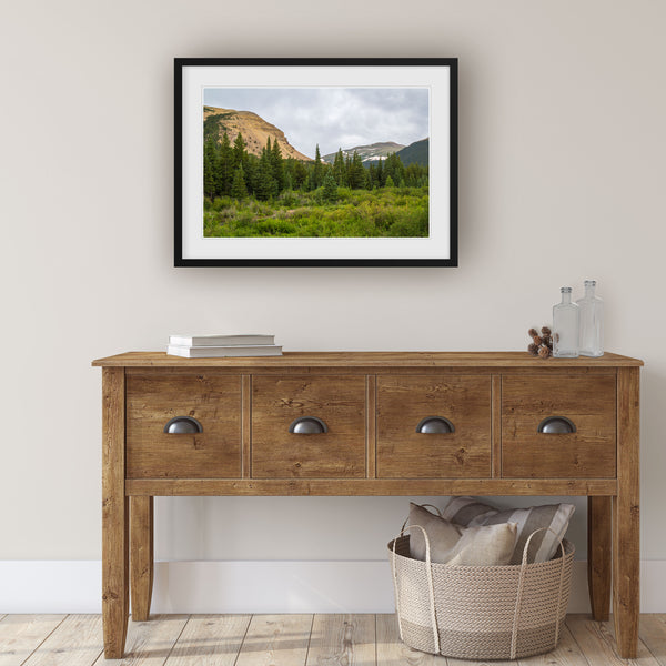Sheep Mountain Colorado Landscape Photography Wall Art
